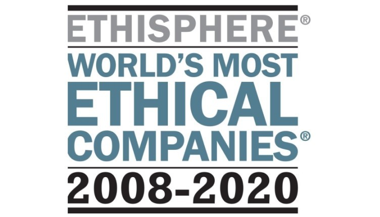 Ethispere poster award for Ethical companies